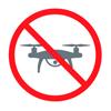 no-drones flight zone